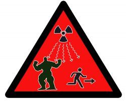 radiation dangers