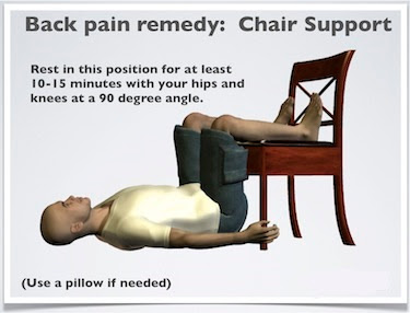 stretching for lower back pain