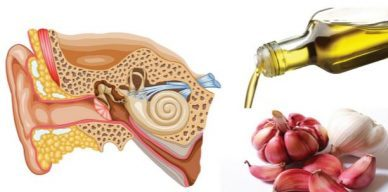 garlic oil ear infection
