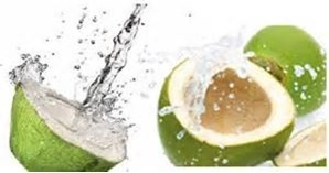 coconut water not from concentrate