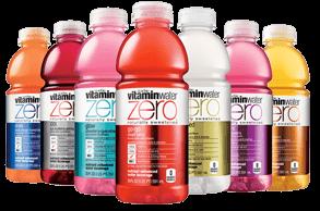 is vitamin water zero healthy
