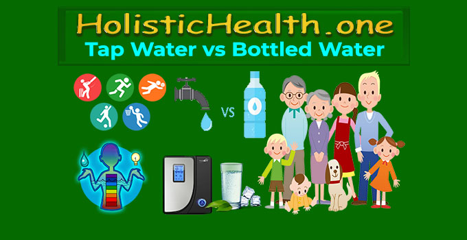 tap water vs bottled water facts