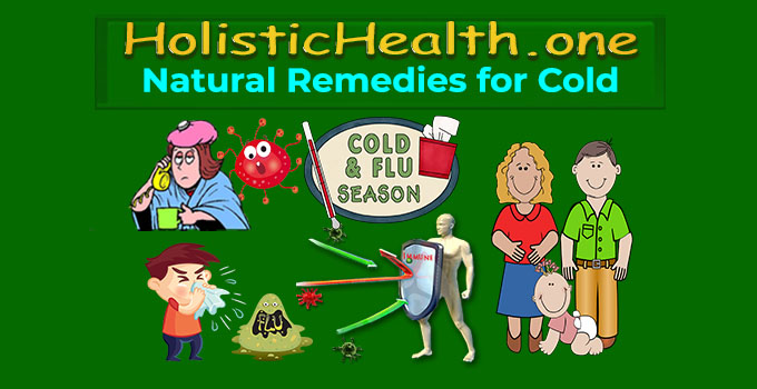 natural treatment for cold