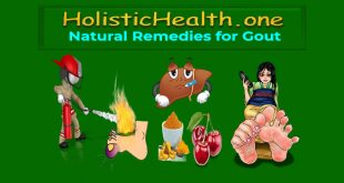 natural treatment of gout