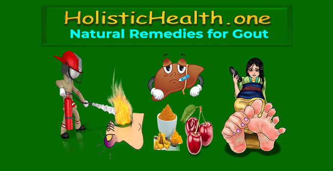 Holistic Treatment for Gout