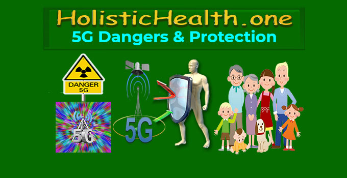 how to protect yourself from 5g radiation