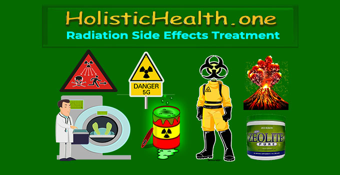 treatment for radiation poisoning