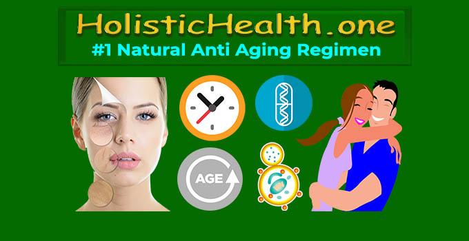 #1 Natural Anti Aging Regimen
