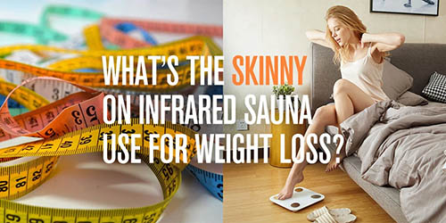 infrared sauna and weight loss