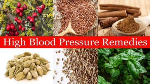 herbs for hypertension